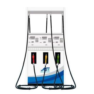 6 Nozzle Dispensers