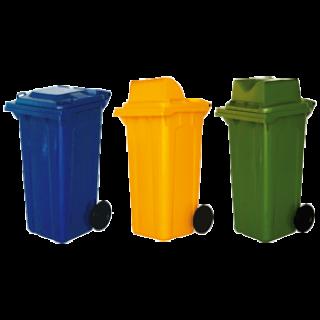 ถังขยะพลาสติก