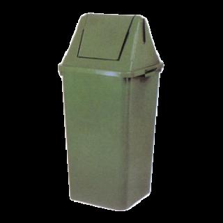 ถังขยะพลาสติก รุ่น TAB 120 SWT