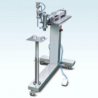 เครื่องบรรจุุของเหลวกึ่งอัตโนมัติ รุ่น GC-BL Seml-Auto Liquid Filler