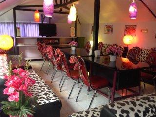 Banquet Service C&C Resort Nangrong