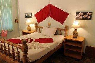 ห้องพัก VIP เตียงเดี่ยว มีแอร์