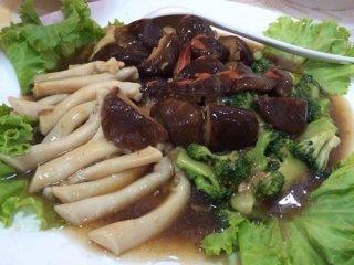 โต๊ะจีนอาหารอร่อย