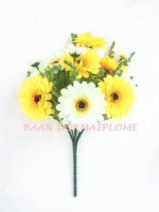 ดอกมัมเหลือง