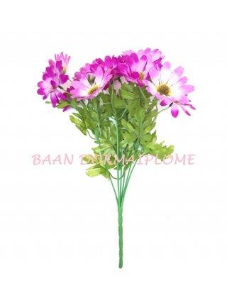 ดอกเยอบีร่า สีม่วง
