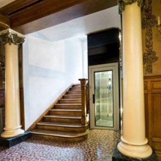 บริการผลิตออกแบบลิฟท์บ้าน