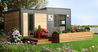รับสร้างบ้านไม้สำเร็จรูป