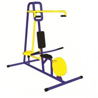 อุปกรณ์จักรยาน / บริหารแขน-หน้าอก แบบดึงยกตุ้มน้ำหนัก
