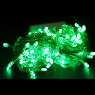 ไฟหยดน้ำ LED แบบแสงสีเขียว