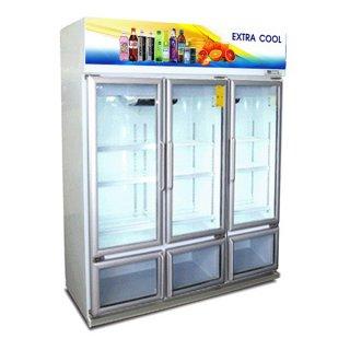 ตู้แช่เครื่องดื่ม มินิมาร์ท 6 ประตู รุ่น EX6LU