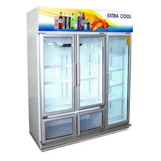 ตู้แช่เครื่องดื่ม มินิมาร์ท 5 ประตู รุ่น EX5LU