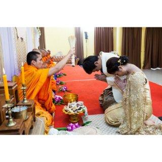 รับจัดงานแต่งงานแบบไทย