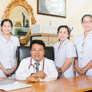 บริการดูแลผู้ป่วยพักฟื้น