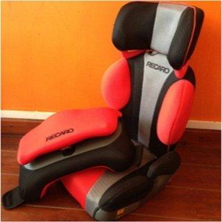 คาร์ซีท Recaro Booster seat