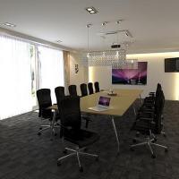 ระบบภาพและเสียงห้องประชุม
