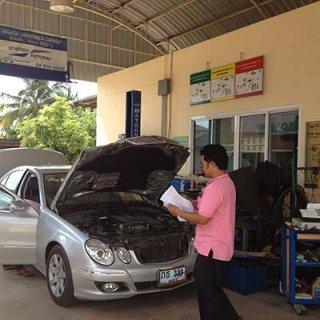 บริการตรวจแก๊สรถยนต์อุดรธานี
