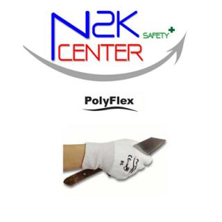 ถุงมือ ยี่ห้อ PolyFlex