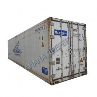 ตู้คอนเทนเนอร์ห้องเย็น 40 ฟุต 40HCRF NYKU 7002410