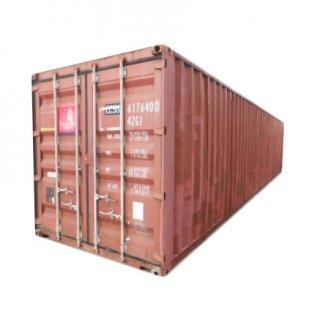 ตู้คอนเทนเนอร์เก็บสินค้า 40 ฟุต CCSU 6176400