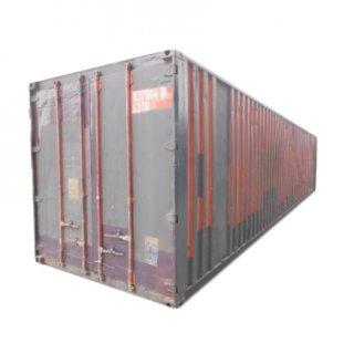 ตู้คอนเทนเนอร์เก็บสินค้า 40 ฟุต CCSU 8378040