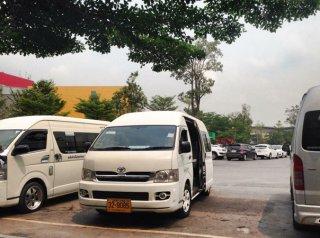 รถตู้ให้เช่ากาญจนบุรี