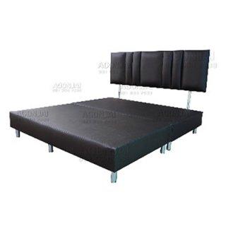 เตียงนอนฐานแบบโรงแรม ขนาด 6 ฟุต