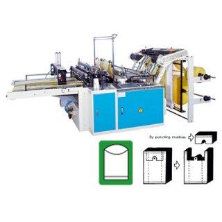 เครื่องซีลและตัดถุงพลาสติกความเร็วสูง CWA1+F-SV