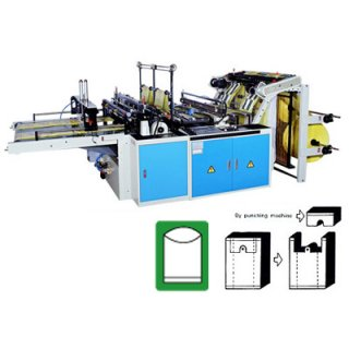 High Speed Cutting and Sealing Machine CWAA+F-SV