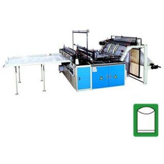 เครื่องซีลและตัดถุงพลาสติกความเร็วสูง CWA+F-SV