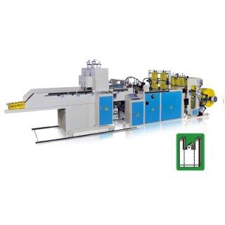 เครื่องผลิตถุงพลาสติกความเร็วสูง CW-800P-SV