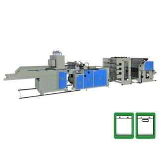 เครื่องผลิตถุงพลาสติกแบบตัดร้อน CW-1000C-SV