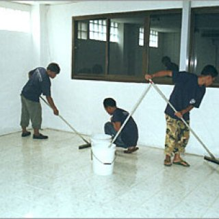 บริการรับเหมาทำความสะอาดทั่วไทย