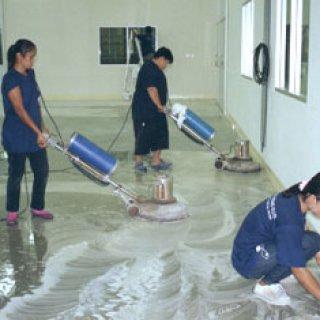 บริการทำความสะอาดนอกสถานที่
