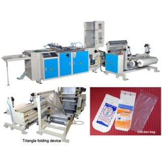 เครื่องผลิตถุงซีลด้านข้าง CWSS+C+SY-SV