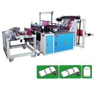 เครื่องผลิตถุงพลาสติกพร้อมทำรอยปรุ CWAP-SV