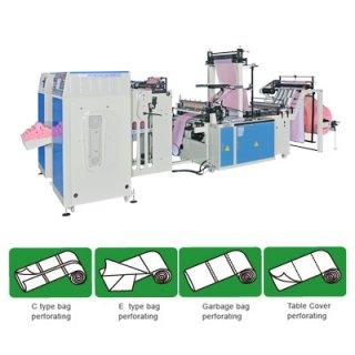 เครื่องผลิตถุงพลาสติกโรลไม่มีแกน CWAP+CS-SV