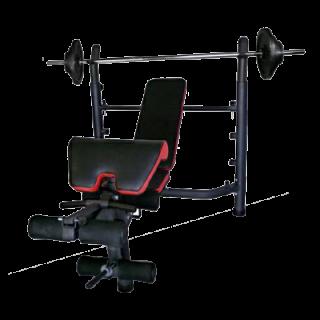 ชุดโฮมยิม North fitness รุ่น XP-G301