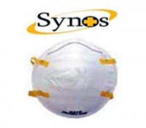 หน้ากากประเภทใช้แล้วทิ้ง ยี่ห้อ Synos