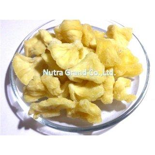 สับปะรดอบแห้ง (สามเหลี่ยม) สูตรน้ำตาลน้อย รหัสสินค้า SXPIT1