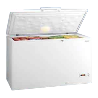 Freezer HAIER Haier HCF368H-2 Size 11.2 queue