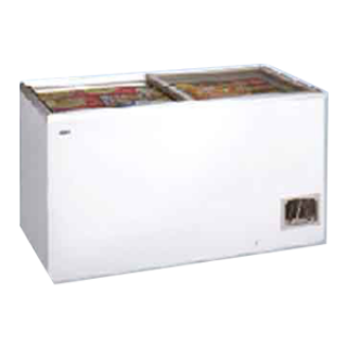 Freezer glass straight HAIER Haier SD-309G size 9 queue