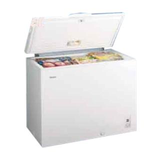 Freezer HAIER Haier HCF228H-2 Size 6.9 queue