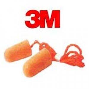 ปลั๊กอุดหูลดเสียง Ear Plug ยี่ห้อ 3M