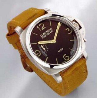 รับซื้อขายนาฬิกาพาเนอราย PANERAI มือสอง
