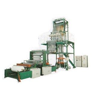 เครื่องผลิตถุงพลาสติกความเร็วสูง VN-LH-Series