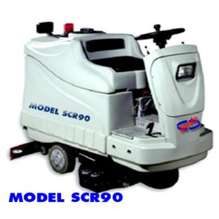 เครื่องขัดพื้นอัตโนมัติ รุ่น SCR90