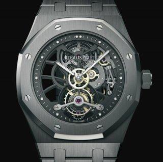 รับซื้อนาฬิกา AUDEMARS PIGUET OPENWORKED EXTRA-THIN ROYAL OAK