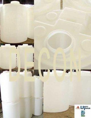 ถังพลาสติกทนกรดกัดกร่อน PE 100-200 ลิตร