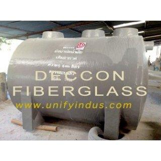 ถังบำบัดน้ำเสีย DECCON Fiberglass