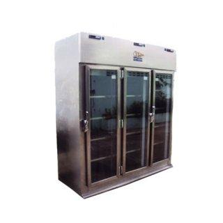 ตู้เย็น 3 ประตูกระจก โนฟรอส STCC3